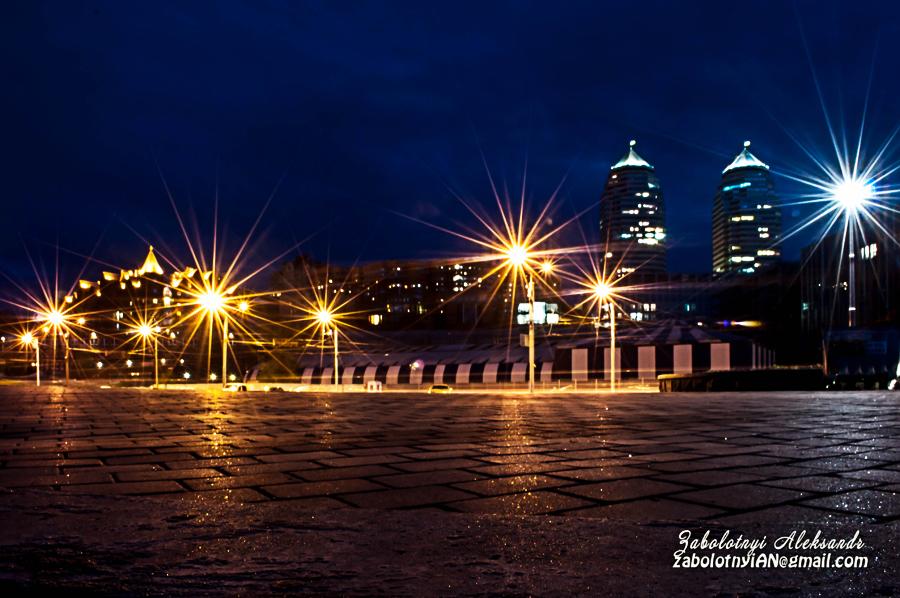 нічна фотографія