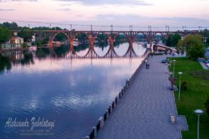 набережна та Мерефо-Херсонський міст