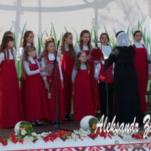 репортажна фотографія виступ хору