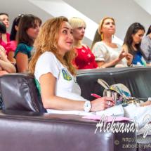 репортажна фотографія семінару на тренінгу Максима Чечота