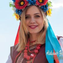 репортажна фотографія українське вбрання