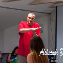 репортажна фотографія з тренінгу психолога Максима Чечота