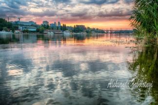 Фотографії видів міста Дніпропетровськ