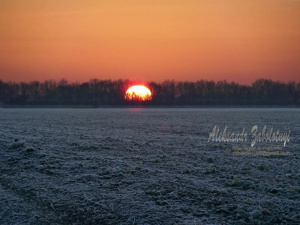 sunset, рассвет, світанок