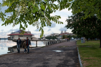 ресторан Поплавок, Дніпро